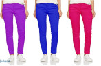 52 pieces Three colors 'Being casual' women pants