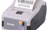 Thermal Label Printer, čárový kód Sato MB200i
