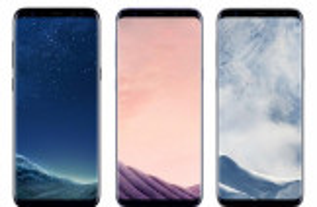 Samsung Galaxy S8 G950F Single Sim Unlocked Grado A Colori misti