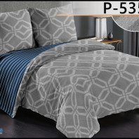 LETTO IN PILE 3D 200x220 + LENZUOLA P-5352