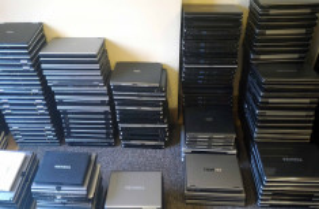 Używane laptopy - od 40 zł, PC, projektory, pamięć RAM, HDD, SSD