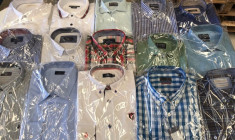 Batch of cotton shirts premium brand men's shirts
