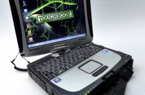 Panasonic CF-19 MK 4 Intel Core i5 1,20 Ghz 4GB TOUCHSCREEN GPS UMTS