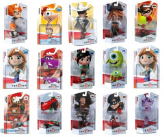 FIGURKI DO GRY DISNEY INFINITY GRA 1.0 2.0 3.0