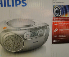 RADIO PHILIPS BOOMBOX