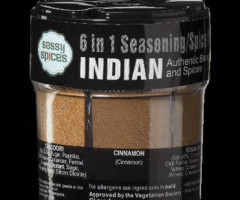 SASSY Spice Indian 6 IN 1 Przyprawa MIX