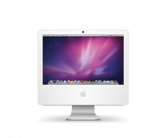 Stock Apple iMac MA710LL