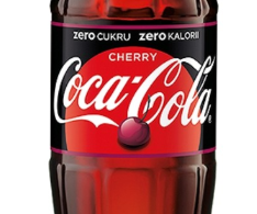 COCA COLA CHERRY ZERO 500ml