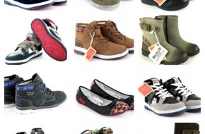 Replay Shoes Kids Girls Boys Brand Sneaker Remnants