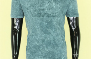 "T-shirt męski 3D ""Athletic"" ROZMIAR NADWYMIAR"