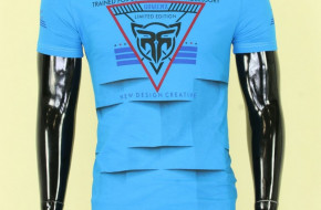 "T-shirt męski 8037 ""NEW DESIGN"""