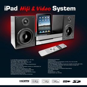 DVD stereo System MDVD 214