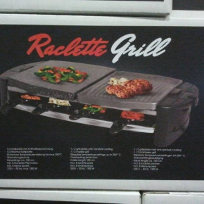 Raclette Grill - B-Ware