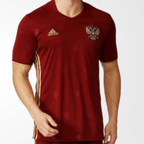 Adidas Russia Football Kit