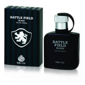 Woda perfumowana Battle Field Black 100 ml- stock