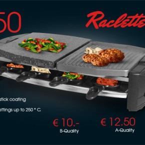 Raclette Grill B ware