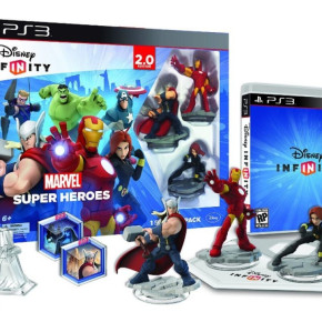 GRA DISNEY INFINITY 2.0 STARTER PACK GRY PS3 PS 3
