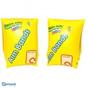 bestway_arm_bands_inflatables_yellow