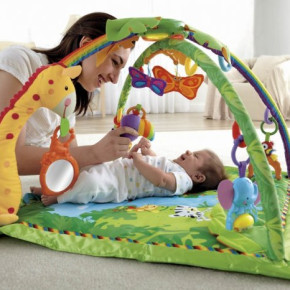 FISHER PRICE MATA EDUKACYJNA RAINFOREST K4562
