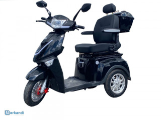 Aukcja: E-Rider TMM 3, Senior mobile, Electric mobile, Electric rollers