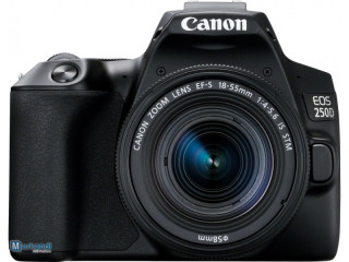 CANON EOS 250D + EF-S 18-55MM F4-5.6 JEST STM