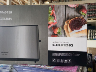 GRUNDIG TOSTER NOWY OVP = 64,99 €