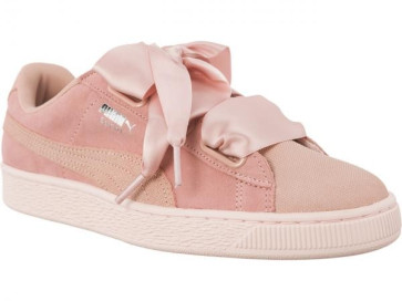 PUMA SUEDE HEART PEBBLE WN'S-36521001